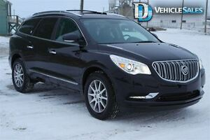 2017 Buick Enclave NAVIGATION, SEATS 6, HEATED SEATS, LEATHER