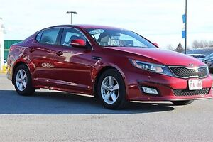 2014 Kia Optima LX! HEATED SEATS! WARRANTY! $99 BI-WEEKLY