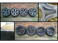 "Ford 20"" MS Design Alloy Wheels"