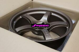 Gramlights 57CR 18x9.5 +38 5x100 Bronze ( brand new in box )