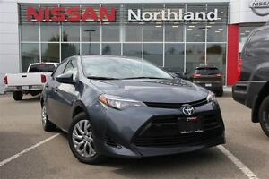 2017 Toyota Corolla LE/Bluetooth/AUX/USB/Heated Seats