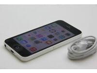 iphone 5c unlocked any network white 8gb