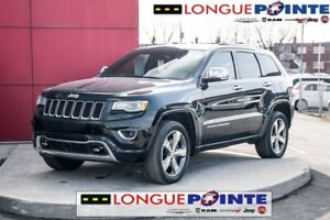 2015 Jeep Grand Cherokee Overland toit panoramique gps