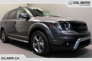 2015 Dodge Journey Crossroad AWD $186 B/W