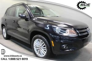 2016 Volkswagen Tiguan Special Edition 2.0T 6sp at w/Tip 4M Coll