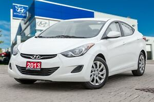 2013 Hyundai Elantra GL Auto heated seats Bluetooth