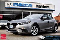 2015 Mazda MAZDA3 GX MAZDA CERTIFIED PREOWNED 7 YRS WARRANTY FIN
