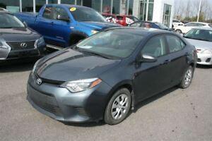 2015 Toyota Corolla **AUTO/AIR/VITRES** 79 280KM*