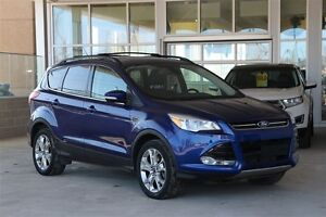 2013 Ford Escape SEL 4WD 2.0 Eco w. Leather Moonroof & Navigatio