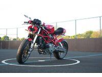 Ducati Monster 916 Custom Build Cafe Racer