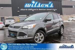 2014 Ford Escape SE 4X4 SUV! TOW PKG! REAR CAMERA+SENSORS! PWR L