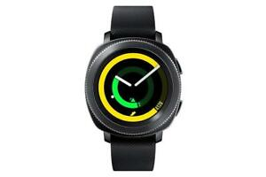 NEW Samsung Gear Sport (Black)