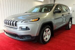 2014 Jeep Cherokee Sport - Bluetooth, garantie Plan Or et Master