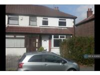 2 bedroom house in Somerfield Road Blackley, Manchester, M9 (2 bed)