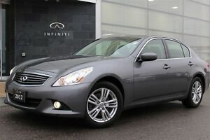2012 Infiniti G37x Premium package Clean car Proof