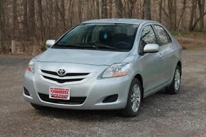 2008 Toyota Yaris Base | ONLY 118K | CERTIFIED + E-Tested