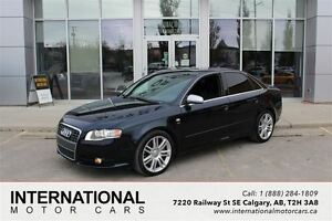 2007 Audi S4 6 SPEED! VERY CLEAN!