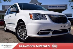 2016 Chrysler Town & Country Touring-L *Leather, DVD, Remote Sta
