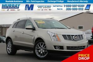 2014 Cadillac SRX PREMIUM*NAV SYSTEM,REMOTE START,HEATED SEATS*