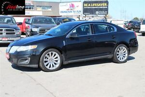 2009 Lincoln MKS NAVI-BACK UP CAMERA-HEATED/COOLED SEATS