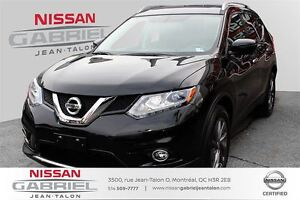 2014 Nissan Rogue SV AWD ONE OWNER/NEVER ACCIDENTED/LOW MILEAGE/
