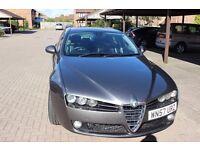 Alfa Romeo 2.4 JTDM Lusso (57reg) 210 BHP