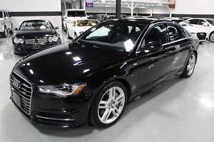 2016 Audi A6 2.0T   TECHNIK   WARRANTY   CLEAN CARPROOF