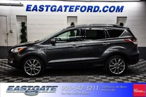 2015 Ford Escape Navigation and Chrome Pkg
