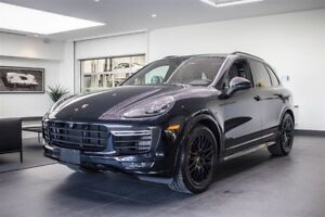 2018 Porsche Cayenne GTS Pano Roof, Trailer Hitch