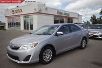 2014 Toyota Camry LE - Class leader for decades!