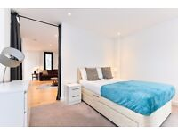 2 bed +1 ensuite/2 bath apartment in London Bridge, fully furnished and WIFI included, 3 months min