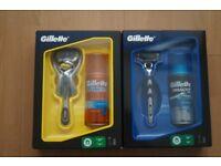 GILLETTE FUSION & GILLETTE MACH 3