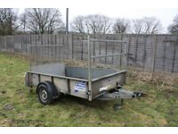 Ifor Williams GD84/85 trailer WANTED IN HAMPSHIRE