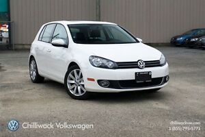 2013 Volkswagen Golf 2.5L Highline (M5)
