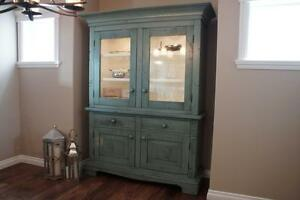 Locally Crafted: Reclaimed Wood Buffet $4195. By LIKEN Woodworks