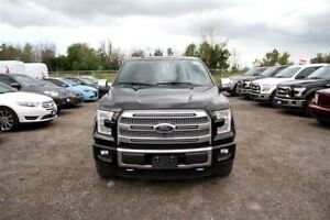 2015 Ford F-150 Platinum CERTIFIED & E-TESTED!**SUMMER SPECIAL!*