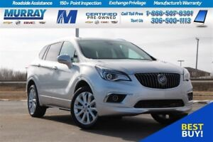 2017 Buick Envision Premium II AWD*MOONROOF,REMOTE START,HEATED