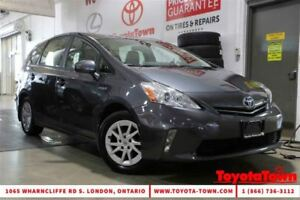 2014 Toyota Prius v SINGLE OWNER FULL SIZE HYBRID