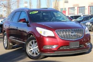 2017 Buick Enclave Leather| Dual Sun| Heat Wheel| Safety Pkg|