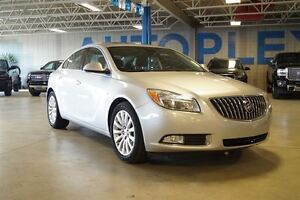 2011 Buick Regal CXL, Leather, Sunroof, Bluetooth