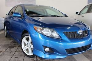 2010 Toyota Corolla XRS | Leather | Moonroof