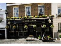 Kitchen Porter - Star Tavern Belgravia