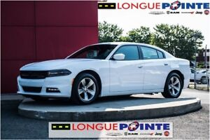 2016 Dodge Charger SXT Bluetooth, Heated Seats, 8.4 LCD