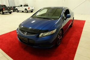 2013 Honda Civic 2dr Manuel LX,MAGS, MODE ÉCONO, BLUETOOT
