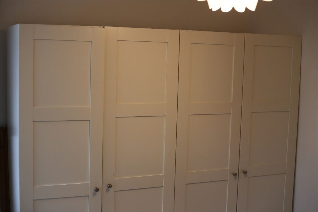 Ikea Pax Bergsbo Ikea Pax Wardrobeonly Used For