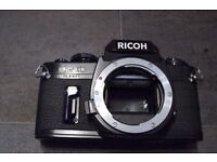 Vintage camera collection – Ricoh KR 10 super (BEST PRICE ON GUMTREE! MUST GO!