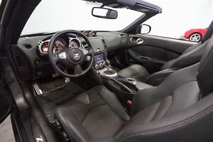 2014 Nissan 370Z ROADSTER Black Top at Low Mileage | Touring | * London Ontario image 8
