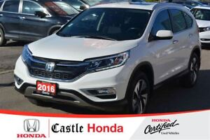 2016 Honda CR-V Touring/CERTIFIED PRE-OWNED VEHICLE