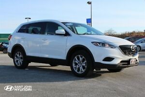 2014 Mazda CX-9 GS! 7 PASSENGER! BACK UP CAM! $154 B/W!