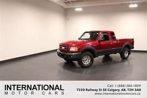 2007 Ford Ranger FX4 4X4! BLOWOUT PRICING!
